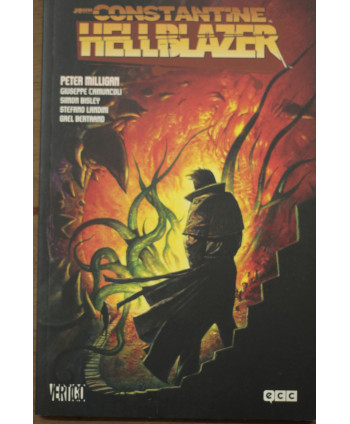 Hellblazer Peter Milligan 8