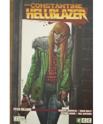 Hellblazer Peter Milligan 6