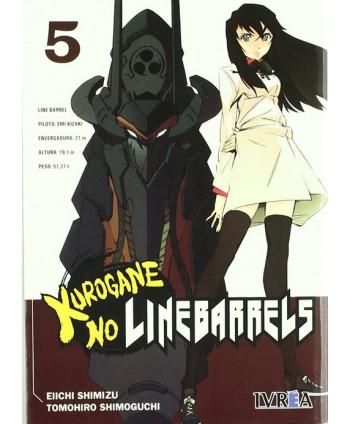 KUROGANE NO LINEBARRELS, 5