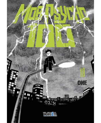 MOB PSYCHO 100   Vol.10