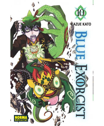 BLUE EXORCIST  Vol.10