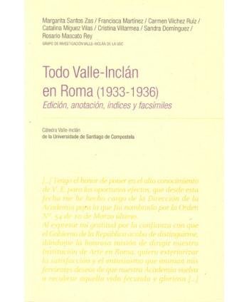 TODO VALLE-INCLÁN EN ROMA...