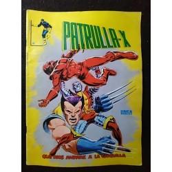 PATRULLA-X  Nº2    DIOS...