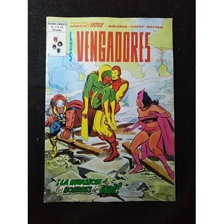 Los Vengadores Vol 2 Nº46