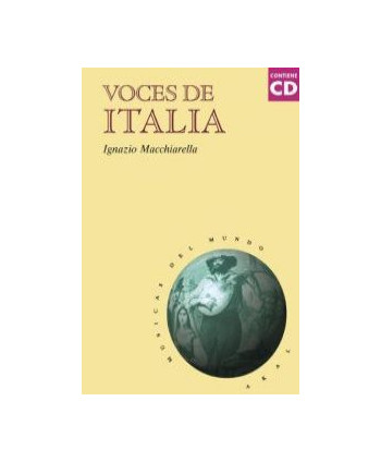 Voces de Italia (con CD)