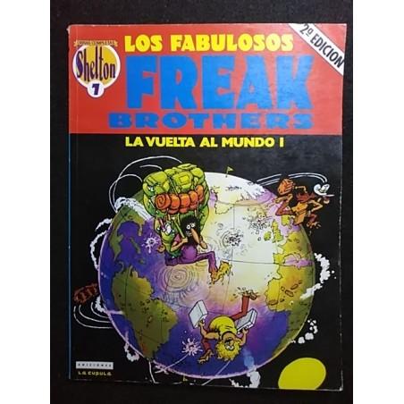 LOS FABULOSOS FREAK BROTHERS Nº7