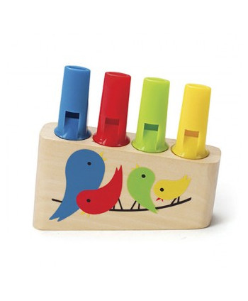 Flauta de arcoiris