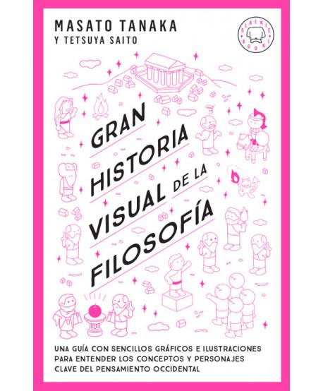 GRAN HISTORIA VISUAL DE LA FILOSOFÍA Una guía con sencillos gráficos e ilustraciones