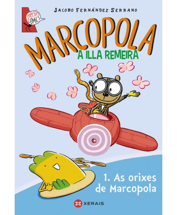 MARCOPOLA A ILLA REMEIRA